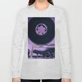 Audio Cassette Long Sleeve T-shirt