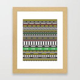 Street Cred Framed Art Print