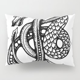 Jormungandr Pillow Sham