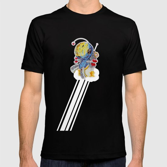 Rocket Bot T-shirt