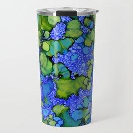 Algae Splatter Travel Mug