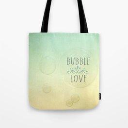Bubble Love {Vintage} Tote Bag