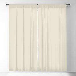 Valspar America Courtyard Tan 7002-13 Ultra Pale Tan Cream Solid Color Blackout Curtain