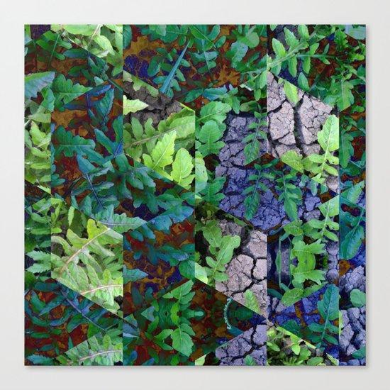 Super Natural No.1 Canvas Print