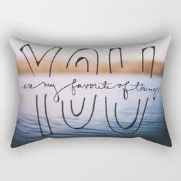 You Rectangular Pillow