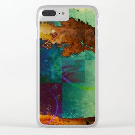 Just A Dream Clear iPhone Case