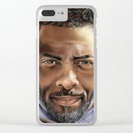 Idris Elba-Daredevil Clear iPhone Case