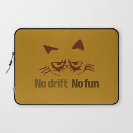 No drift No fun v3 HQvector Laptop Sleeve
