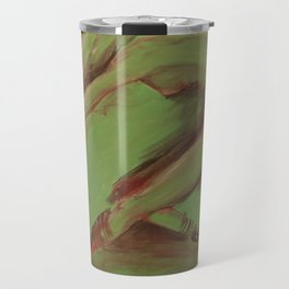Dancer green Travel Mug