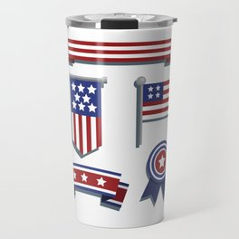 Happy Veterans Day Travel Mug