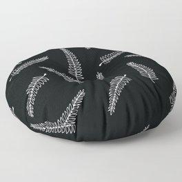 Branch Pattern Floor Pillow