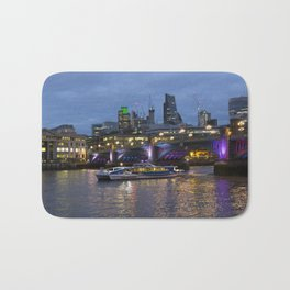 Thames London Twylight Bath Mat