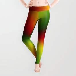 Abstract perfection - 101 Leggings