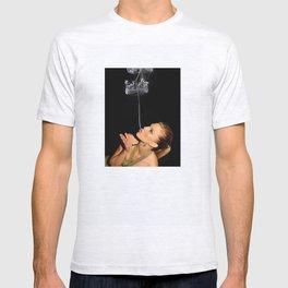 smoke crown T-shirt