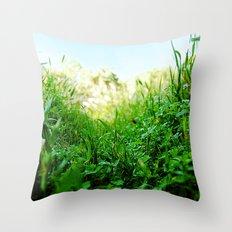Microcosmo Throw Pillow