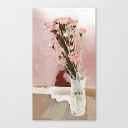 solitaire 1 Canvas Print