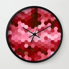 Rexagon Wall Clock