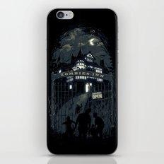 Zombies Inn iPhone Skin