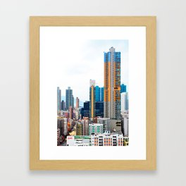 Shek Kip Mei Framed Art Print