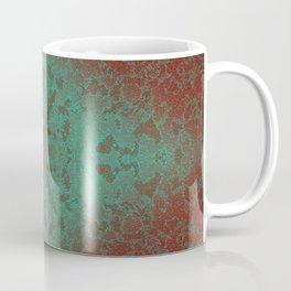 Kaleidoscope- copper ornament Coffee Mug