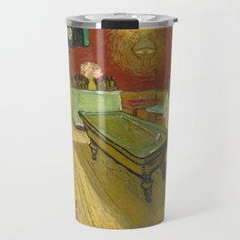 Van Gogh - The Night Cafe, 1888 Travel Mug