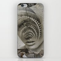 labyrinth iPhone & iPod Skins featuring Labyrinth by antonio mora