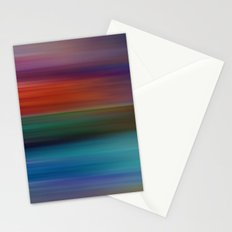 Ocean at Sunset Stationery Cards