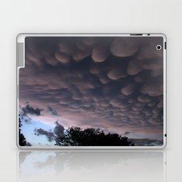 Wicked Mammatus Storm Clouds Laptop & iPad Skin