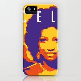 Celia iPhone Case