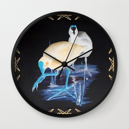 Goldie #4 Wall Clock