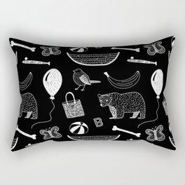 B-things Rectangular Pillow