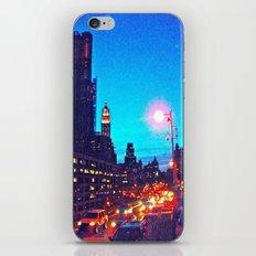 Blue Skies iPhone & iPod Skin