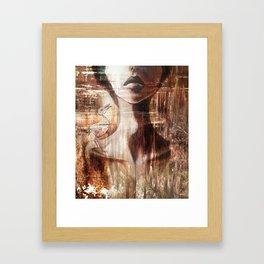 Forever yours Framed Art Print