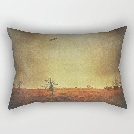 stormland hunter Rectangular Pillow
