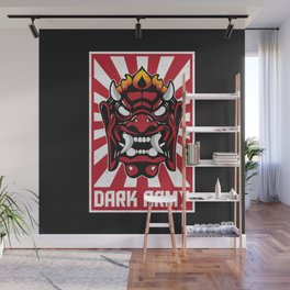 Dark Army Hacking Group Wall Mural