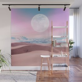 Dunes in the Sky Wall Mural