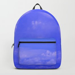Aerial Blue Hues IV Backpack