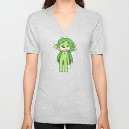Hurricane - Official Character Art Unisex V-Neck
