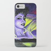 northern lights iPhone & iPod Cases featuring Northern Lights by Sunman
