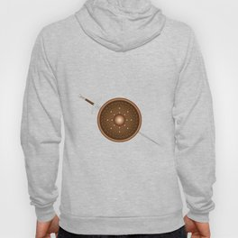 Claymore and Shield Hoody