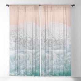 Sea 11 Sheer Curtain