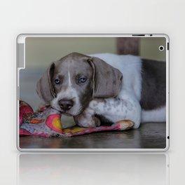Ayra and Mr. Bunny Laptop & iPad Skin
