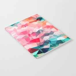 Polygon Pattern II Notebook