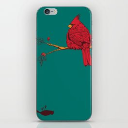 Cardinal Sin iPhone Skin