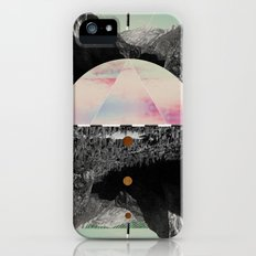 Candy Floss Skies iPhone (5, 5s) Slim Case