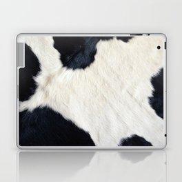 Cowhide Black and White Laptop & iPad Skin