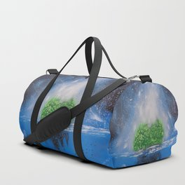 Heart In The Sea Duffle Bag