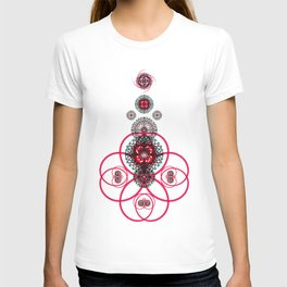 Sacred Geometry G6h T-shirt