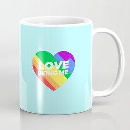 Self Acceptance Coffee Mug
