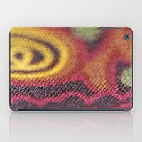 stained glass iPad Cases featuring Stained Glass by Stephen Linhart